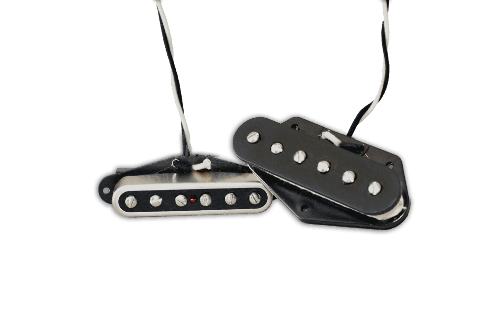 LINDY FRALIN Telecaster Steel Poled 43 pickup set