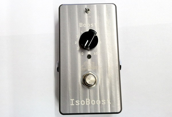 Suhr ISO Boost Guitar Pedal