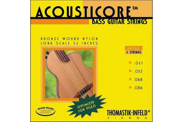 Thomastik 4 Bass Strings AB344