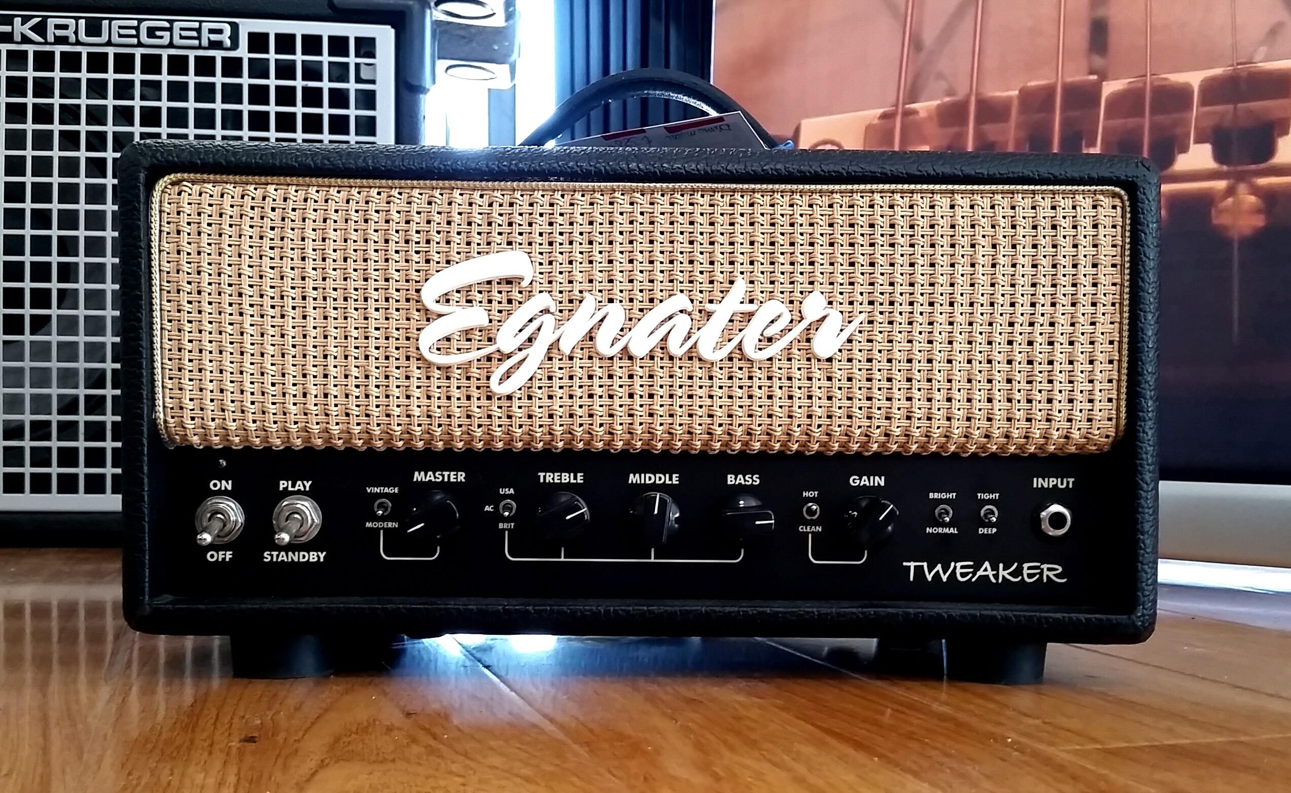 Egnater Tweaker 32099 Guitarbasspro Bass Guitars Emg Active Pickup Wiring For Dean Vx Brands Amplifiers Guitar