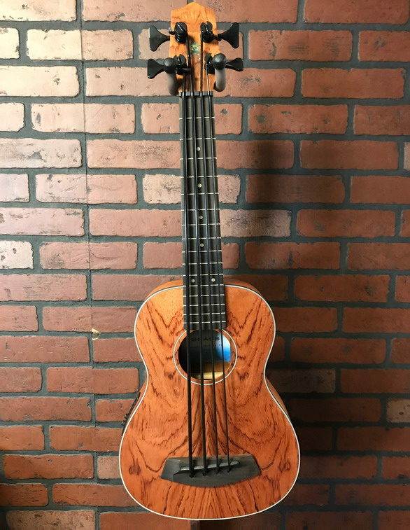 KALA U-Bass Bubinga mini acoustic bass