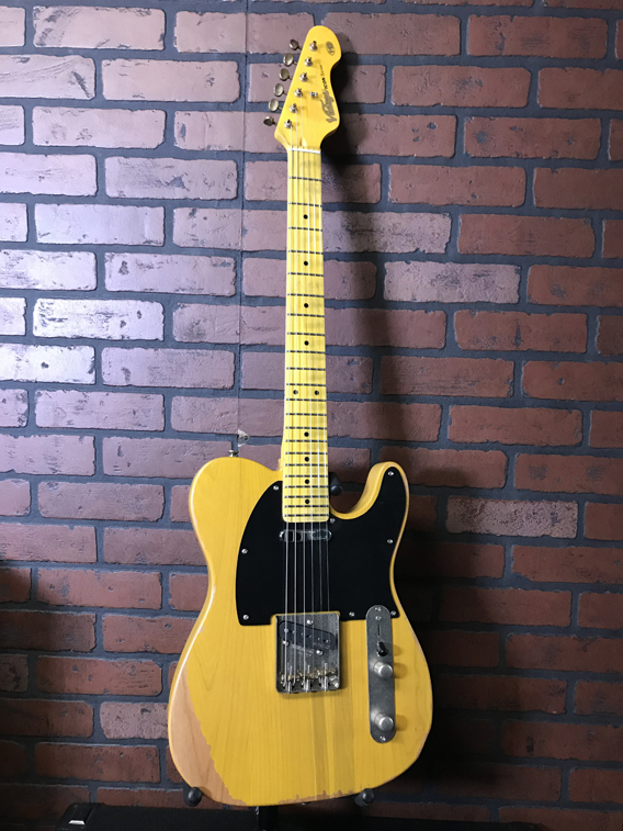 VINTAGE Icon Series V52MR Tele-style guitar