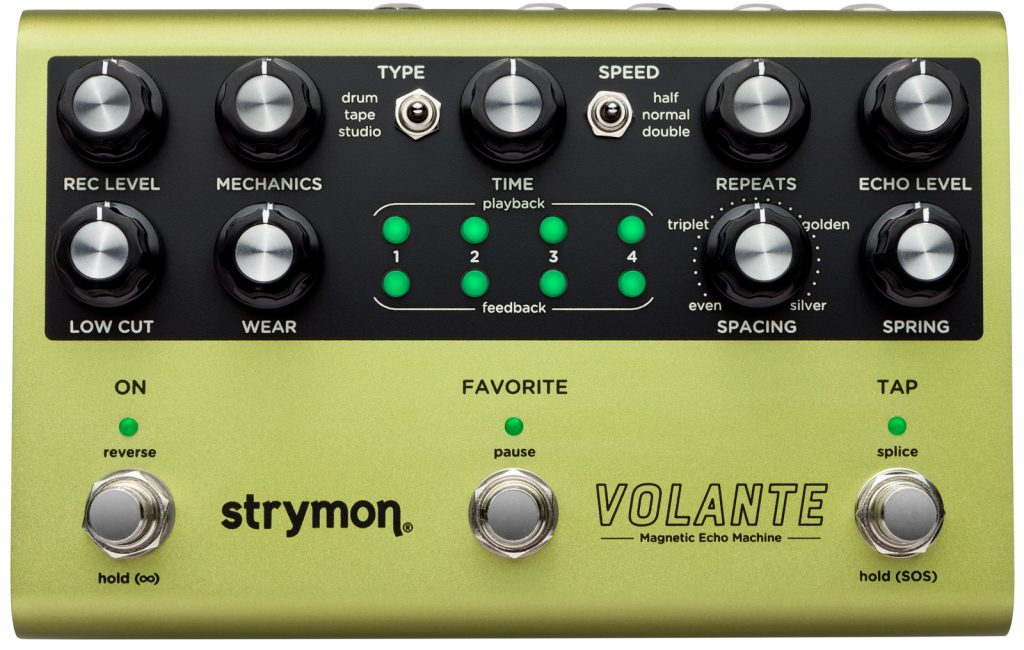 Strymon Volante | Magnetic Echo Machine