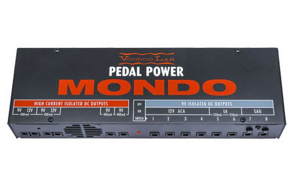 Voodoo Lab Mondo Power Supply