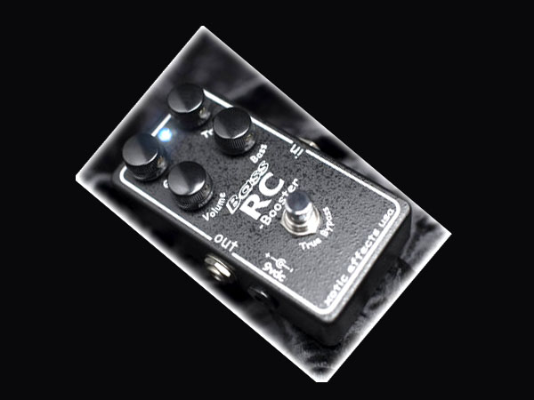 Xotic Bass RC Booster with 2-Band EQ