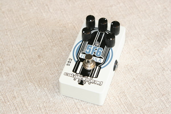 CATALINBREAD 5F6 distortion overdrive pedal