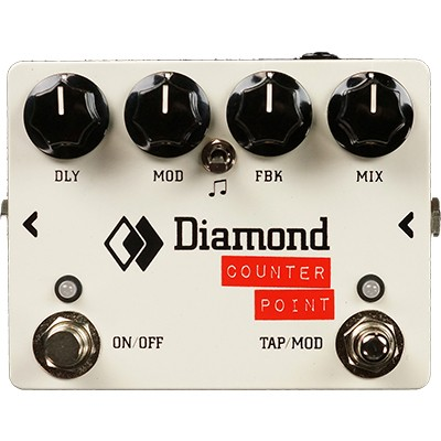 DIAMOND Counter Point delay pedal