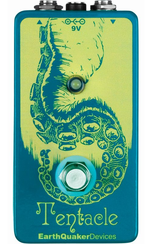 EARTHQUAKER Tentacle octave pedal
