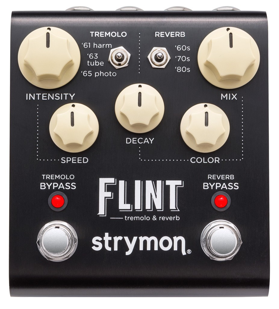 Strymon Flint | Tremolo and Reverb