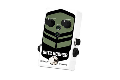 Pigtronix Pedals | Pigtronix Gatekeeper Gate Pedal