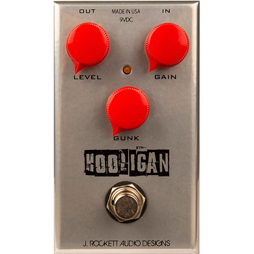 J. ROCKETT Hooligan fuzz pedal