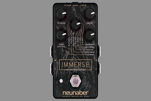 Neunaber Immerse Wet, Hall, Plate & Spring Reverb