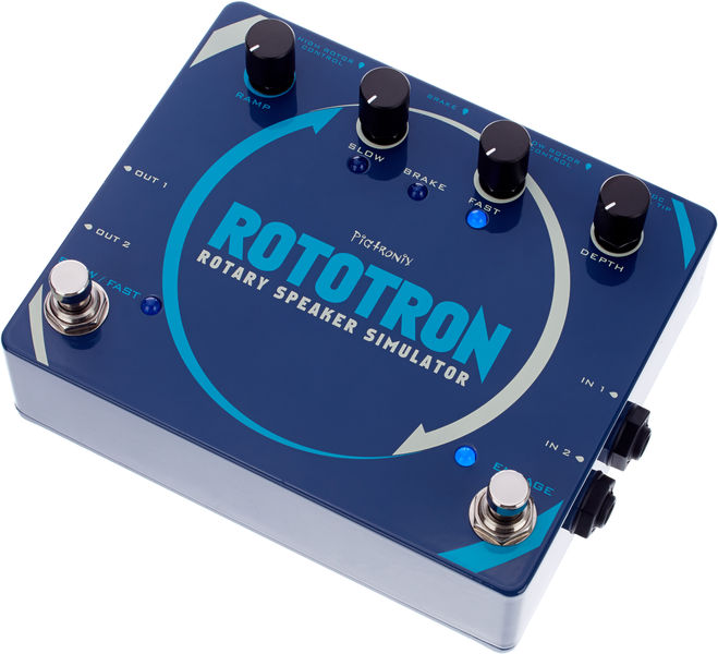 PIGTRONIX Rototron pedal