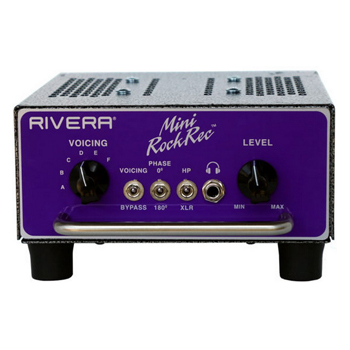 Rivera Mini Rockcrusher Recording Load Box