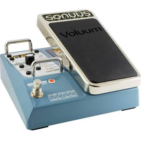 SONUUS Voluum analog volume effects pedal