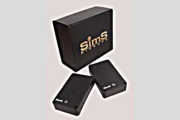 SIMS SUPER QUAD 4 string BASS PICKUPS set