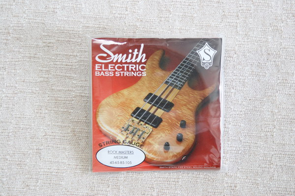 Ken Smith Medium 4 String Set Bass Strings Rock Masters