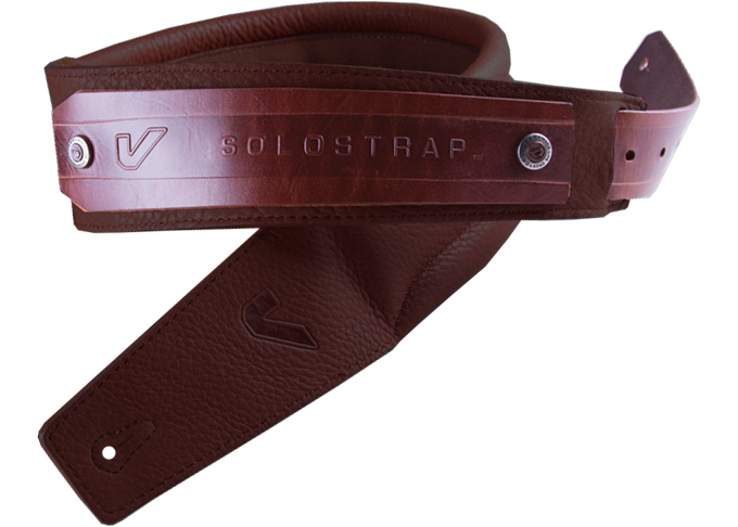 Gruvgear SoloStrap chocolate
