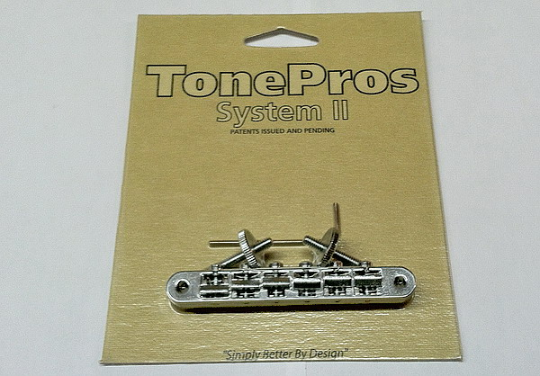 AVR2-C Tonepros Chrome Bridge