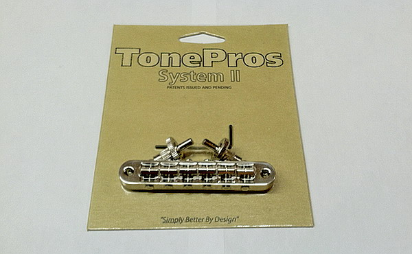 T3BP-N TonePros Tunematic Bridge Nickel Tone Pros